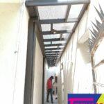 techo de policarbonato en san nicolas